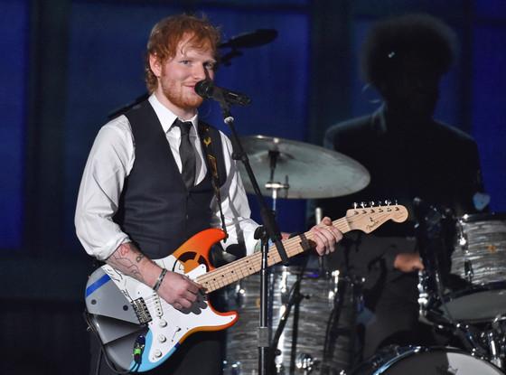 Grammys Ed Again