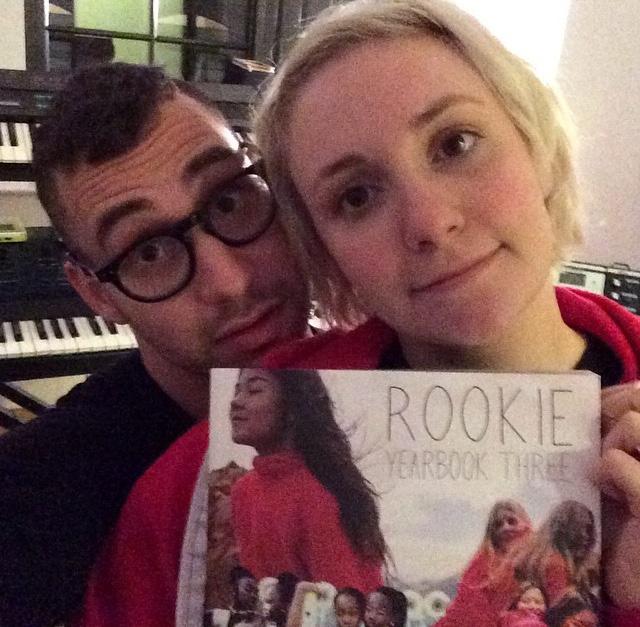 J + L Rookie Mag